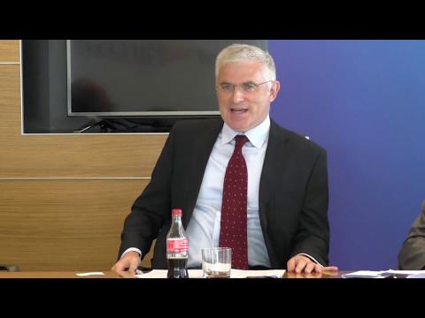 Ambassador Daniel Taub on Israel's surprising advantages