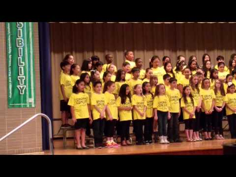 HUNGRY TO LEARN 3rd grade Choral Concert PS159