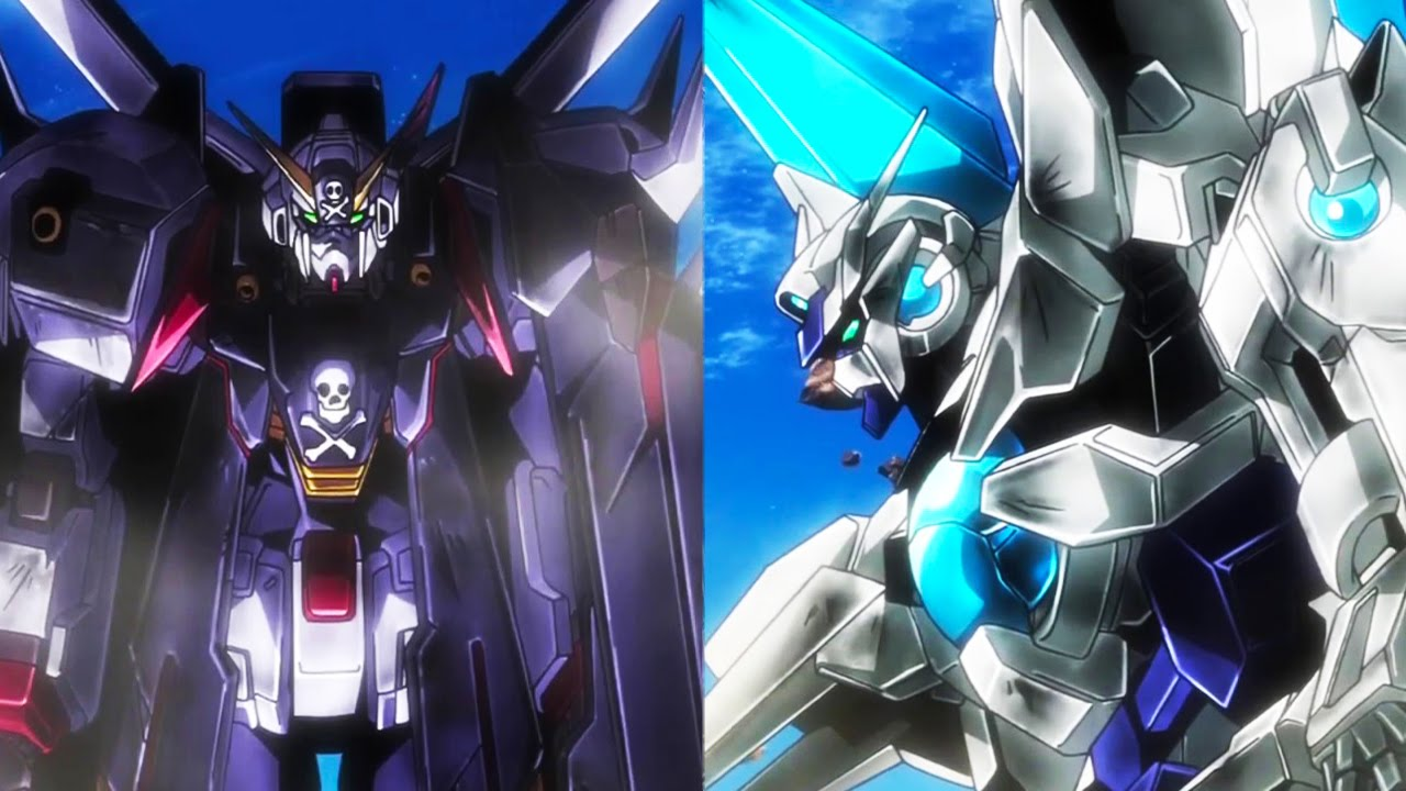 Gundam build fighters try episode 21 for Domon kasshu build fighters try