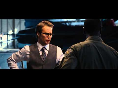Salesman Justin Hammer from Iron Man 2 (2010) - 1080p