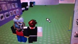 idol618 and abrahamlopez testing gear on roblox