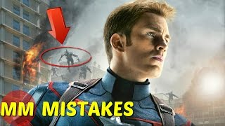 10 Biggest Marvel Avengers Age of Ultron MOVIE MISTAKES You Missed |   Avengers Movie