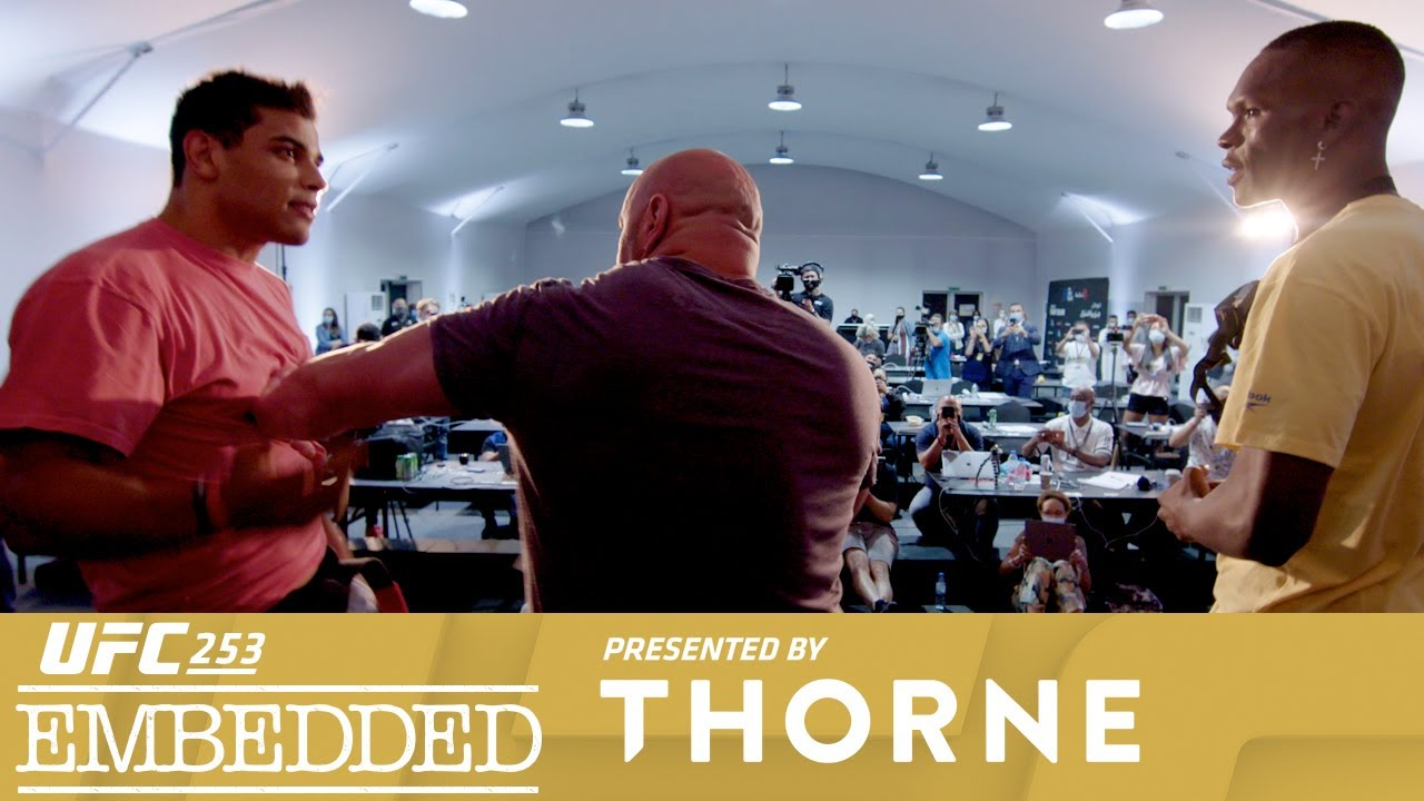 UFC 253 Embedded: Vlog Series - Episode 5