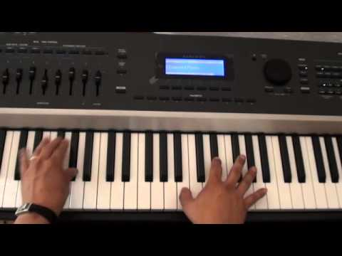 How to play Stolen Dance on piano - Milky Chance - Piano Tutorial