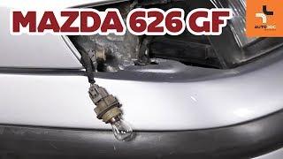 Videohandleidingen voor uw MAZDA 121