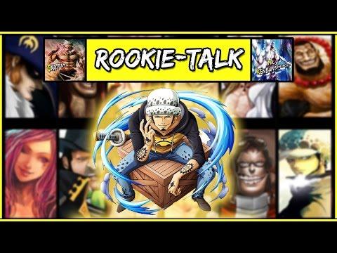 ROOKIE TALK l Trafalgar Law l Seine Rolle auf Wano Kuni l One Piece Theorien