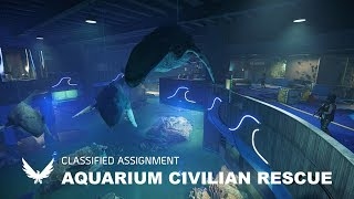 Aquarium Civilian Rescue - Classified Assignment | Tom Clancy's The Division 2