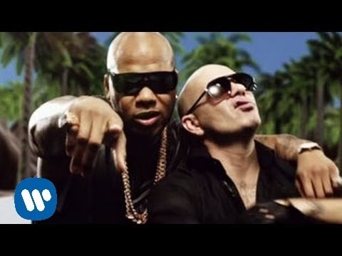 Flo Rida - Can't Believe It ft. Pitbull [Official Music Video]