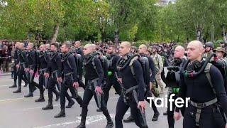Συνθήματα Καταδρομείς - Ευέλπιδες - Ναυτικοί Δόκιμοι - Ίκαροι στην παρέλαση