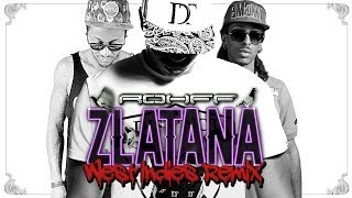 ROHFF - ZLATANA (West Indies Remix) [SON LYRICS OFFICIEL]