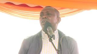Oscar Sudi vows never to support Gideon Moi Full speech at Kapkatet