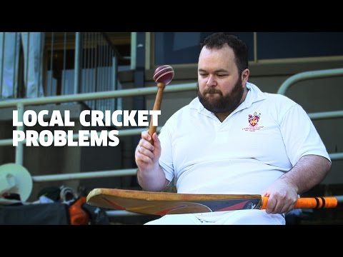 Local Cricket Problems - Funny Video