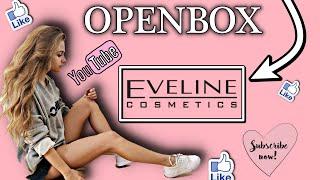 EVELINE COSMETICS ❤️ OPENBOX