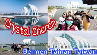 Beimen Crystal Church Tainan Taiwan