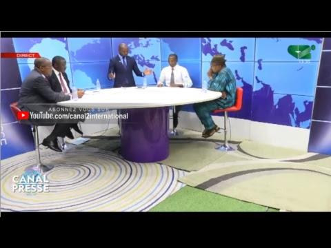 """CANAL PRESSE du 24/03/2019: """"CAMEROUN BUSINESS FORUM: Quelles Avancées en 10 Ans"""""""