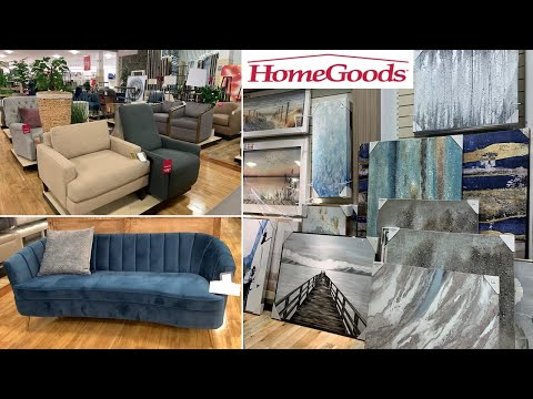 HomeGoods Furniture * Wall Decor * Home Decor PART 1 ~ Shop With Me 2019
