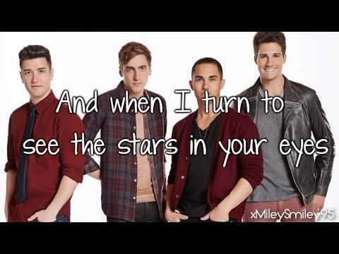 Big Time Rush - Confetti Falling (with lyrics)