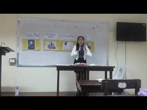 Best in Teaching Demo Major in MAPEH (MSEUF)
