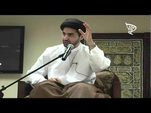 Holy Quran: Firm Rope To Allah [swt] | Sayyid Baqir Imrani | Lecture 03 Ramadan 1432 2011