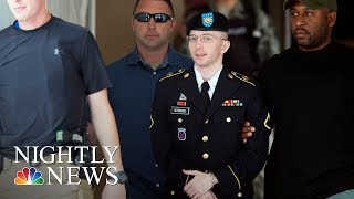Chelsea Manning Released From Prison, Closing Historic Leak Case | NBC Nightly News