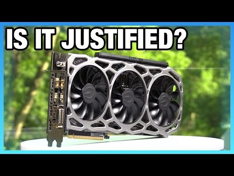 EVGA GTX 1080 Ti FTW3 Review: Held Back by Pascal