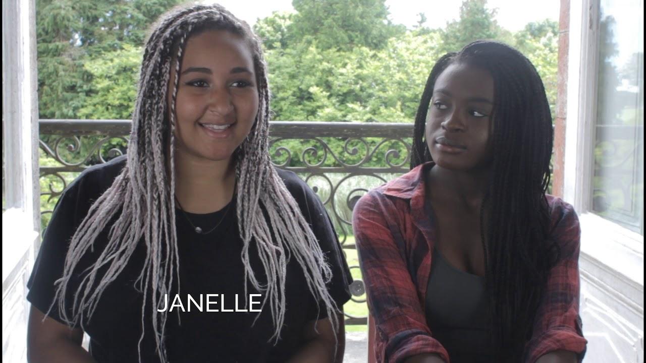 Janelle & Celia
