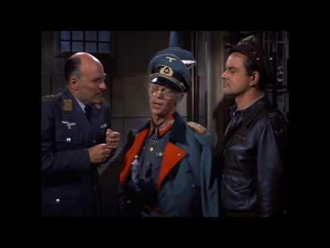 Hogan's Heroes  Carter imitates German General