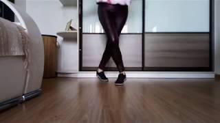 Ольга ЕЕЕ - Shaffle Tutorial - Лучшие уроки шаффл - Charleston Step