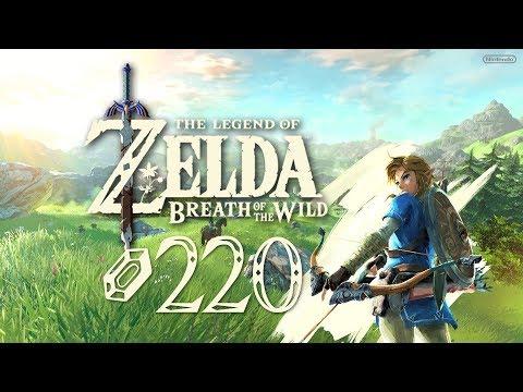 The Legend of Zelda: Breath of the Wild [Deutsch][GER] - Folge 220: Lied des Reckenfestes~