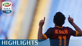 Roma - Sassuolo 2-2 - Highlights - Matchday 4 - Serie A TIM 2015/16