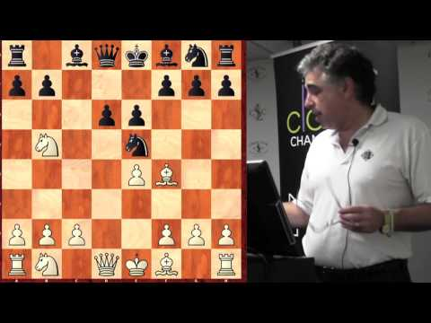 Opening Ideas/Theory - GM Yasser Seirawan - 2013.06.26
