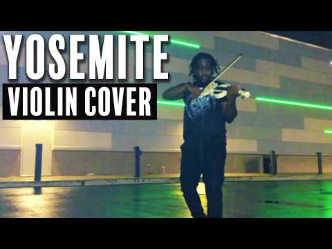 Yosemite - Travis Scott (Violin Cover by Marvillous Beats)