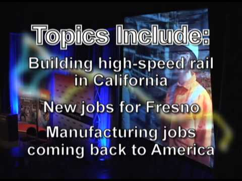 Alliance for American Manufacturing: Fresno Town Hall