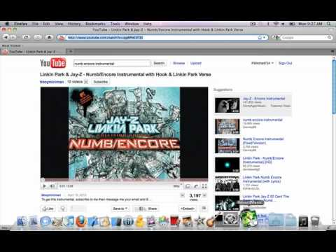 Ripping Music From Youtube - Mac OSX Snow Leopard