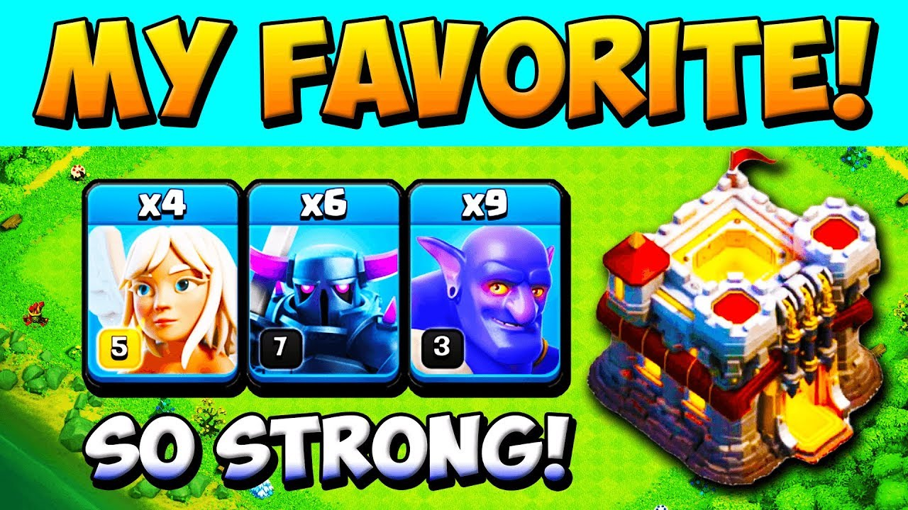PEKKA BoBat Town Hall 11 War Attack Strategy! TH11 - CLASH OF CLANS - COC
