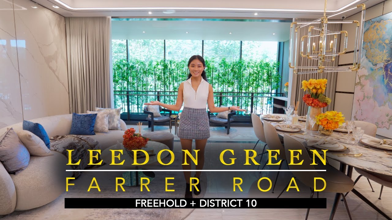 Leedon Green - Exclusive $3.85M 4Room in Rare 320,000sqft plot of land in Holland!