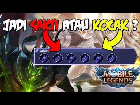 ARGUS PAKE BUILD FULL ATTACK SPEED PHANTOM GIMANA HASILNYA ? - Mobile Legends Indonesia #13