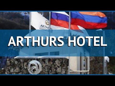 ARTHURS HOTEL 4* Армения Цахкадзор обзор – отель АРТХУРС ХОТЕЛ 4* Цахкадзор видео обзор