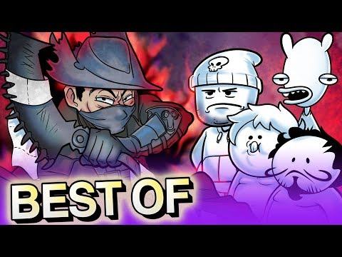 BEST OF Oney Plays Bloodborne (Funniest Moments) OFFICIAL