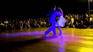 Caterina Cuppari e Luca Giadima - Rosso Tango Art Festival Cagliari - 15/07/12 2° tango