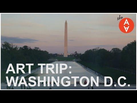 Art Trip: Washington D.C. | The Art Assignment | PBS Digital Studios