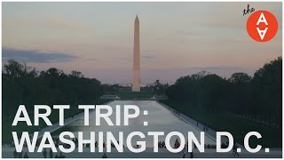Art Trip: Washington D.C. | The Art Assignment | PBS Digital Studios