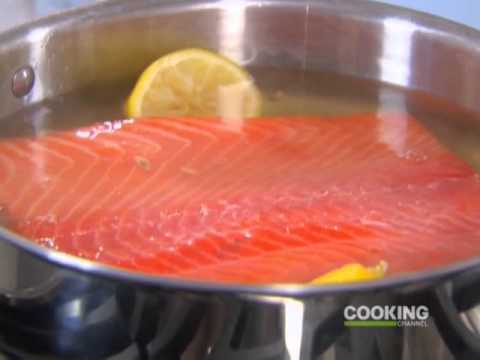 Foolproof Poached Salmon-Cooking Channel
