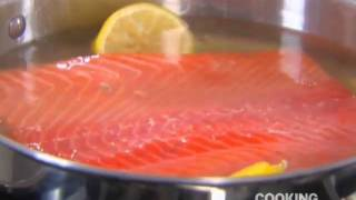 foolproof poached salmon cooking channel