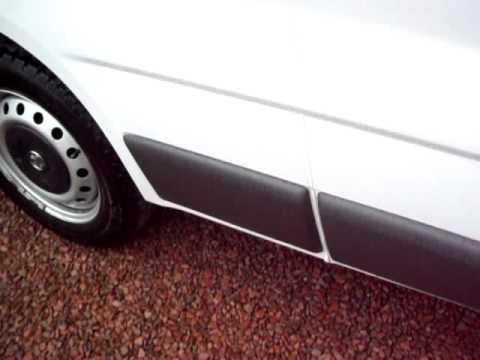 www.clarkson-commercials.co.uk - AF08 CTL Vauxhall Vivaro 2.0 CDTi LWB