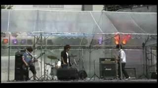 名古屋市広小路祭り メインステージ 「炎天下ライブ」