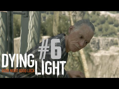 BETONNEN BRANDWEERMAN! - DYING LIGHT #6 (Let's Play Dying Light PS4)