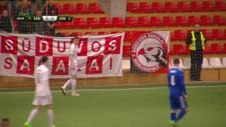 Suduva vs Lietava Jonava full match