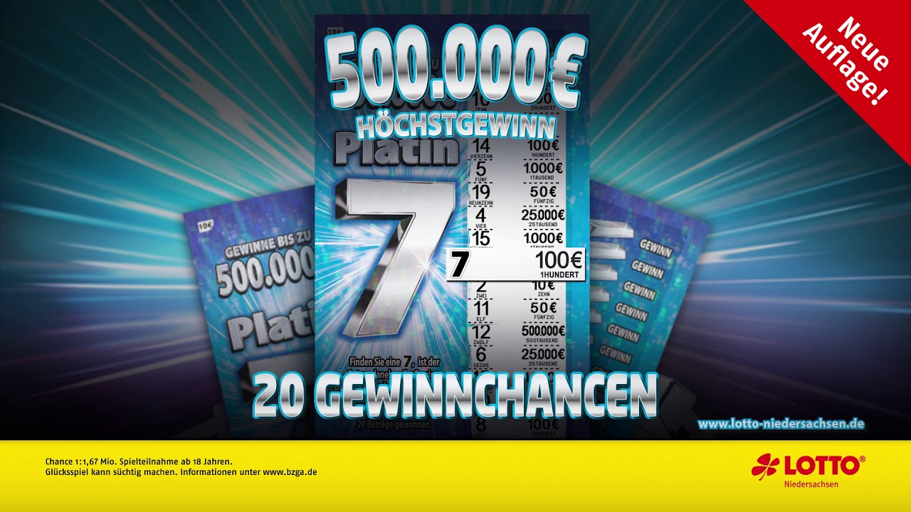 Platin 7 Lotto