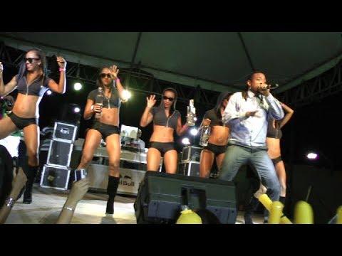 Trinidad Machel Montano Live